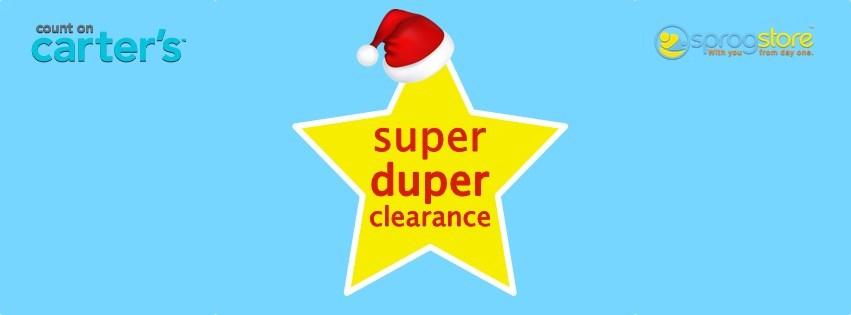 Super Duper-Clearance